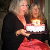 Happy Birthday to LINDA! : October 7, 2010 marked the anniversary of Linda Lee's arrival on Planet Earth 60 years ago!  Kim and David came up from San Fran to spend the day with her, and in the evening a group of friends gathered to celebrate.  We loved on her real good!